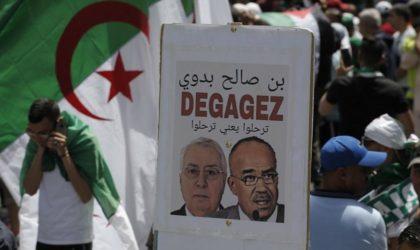 Bensalah et Bedoui «boycottent» la finale de la Coupe d'Algérie de football