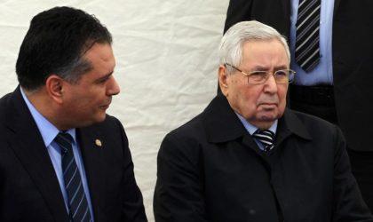 Quand le protocole de Bensalah remet Mouad Bouchareb à sa place