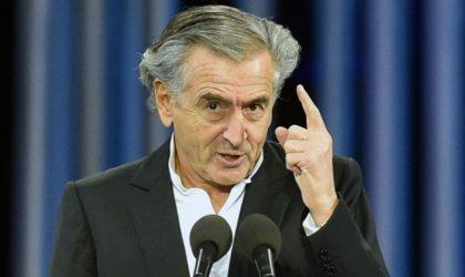 Polémique sur le drapeau amazigh : le sioniste Bernard-Henri Lévy s'en mêle