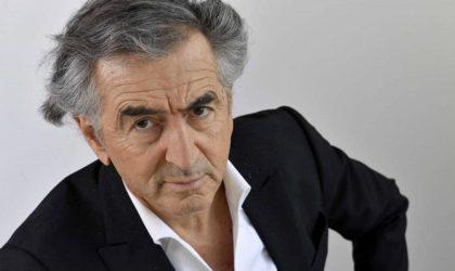 Bernard-Henri Lévy et le lobby sioniste gardent un œil rivé sur l'Algérie