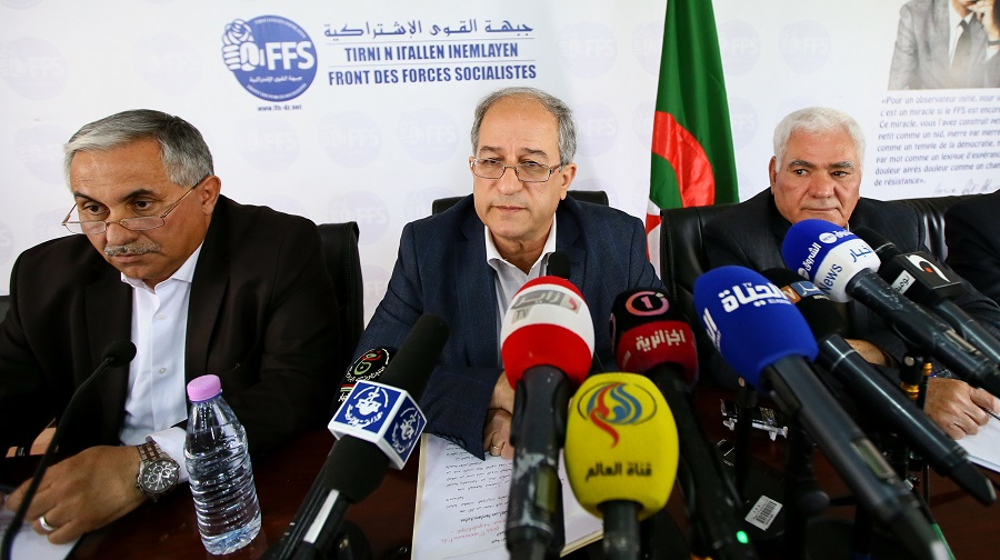 FFS tribunal Sidi M'hamed