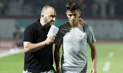Algérie-Kenya : Belmadi impose le black-out
