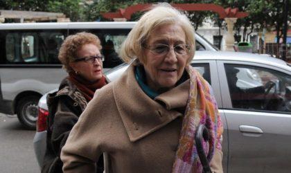 Réponses à la lettre de Mme Zohra Drif Bitat au chef d'éat-major au sujet des détenus d'opinion