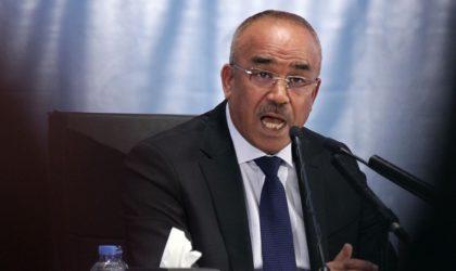 Le «plan» de Bedoui pour préserver les entreprises des patrons emprisonnés
