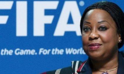 Football : la Fifa dépêche sa secrétaire générale pour superviser la gestion de la CAF