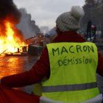 France Algérie hirak Gilets jaunes