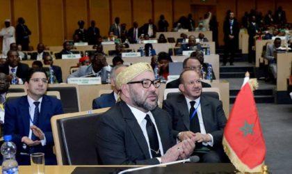 Une source diplomatique algérienne dévoile un autre mensonge du Makhzen