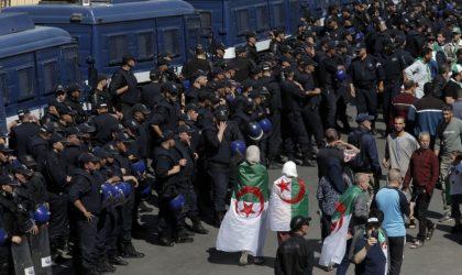 16e vendredi de manifestation : Alger bouclée par un dispositif sécuritaire impressionnant