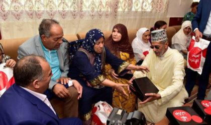 Ooredoo célèbre Aïd El-Fitr aux côtés des personnes âgées