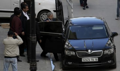 Ahmed Ouyahia placé sous mandat de dépôt