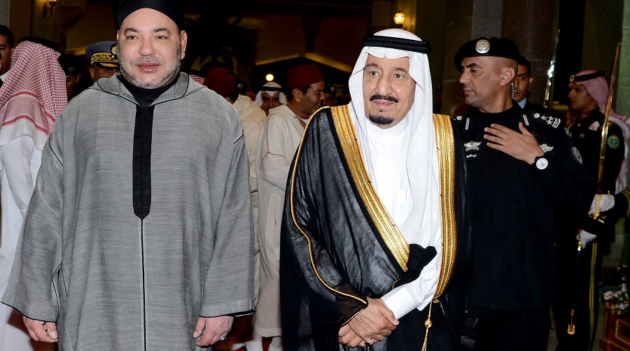 Maroc Arabie Saoudite