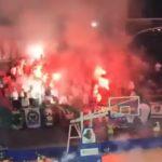 violence finale coupe d'Algérie