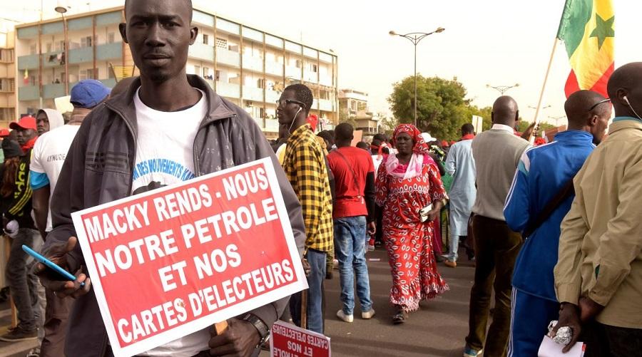Senégal Macky Sall