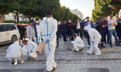 Deux explosions terroristes font un mort et neuf blessés dans la capitale tunisienne