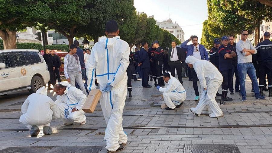 Tunis attentat kamikaze