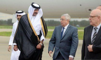 Cet indice irréfutable qui prouve que le hirak algérien est infiltré par le Qatar
