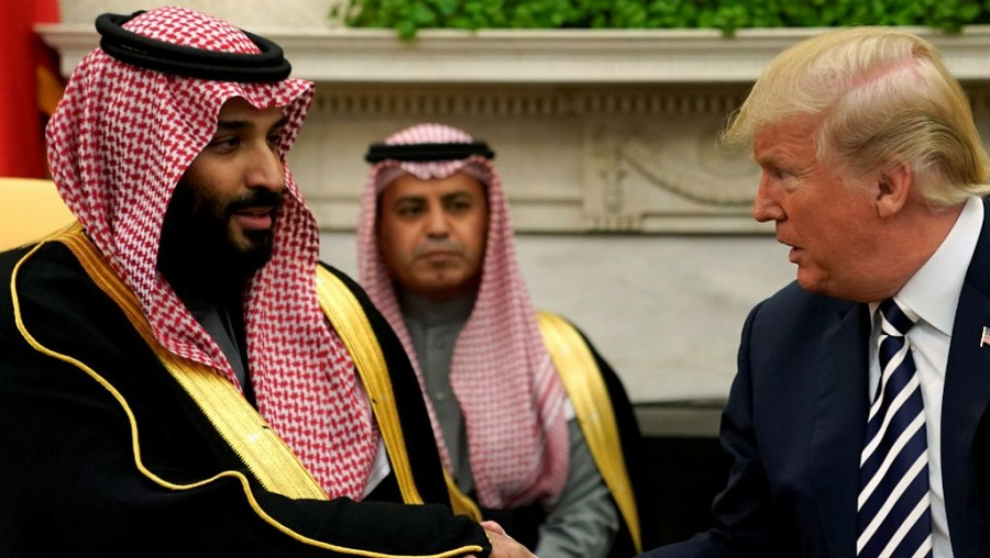 Trump Khashoggi