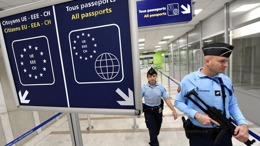 UE Schengen