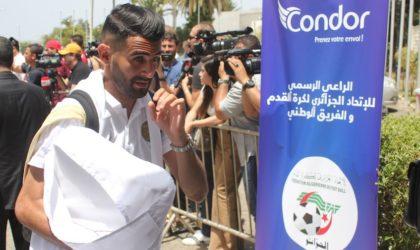 Condor sponsor officiel de la Fédération algérienne de football et des équipes nationales
