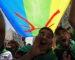 Faille de clivage par drapeaux interposés