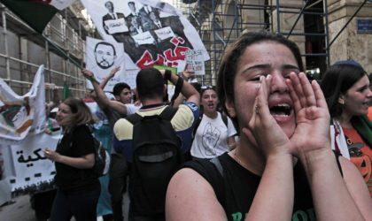 Ce que l'ex-président tunisien dit sur la révolution populaire pacifique en Algérie