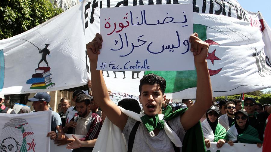 manifestation étudiants