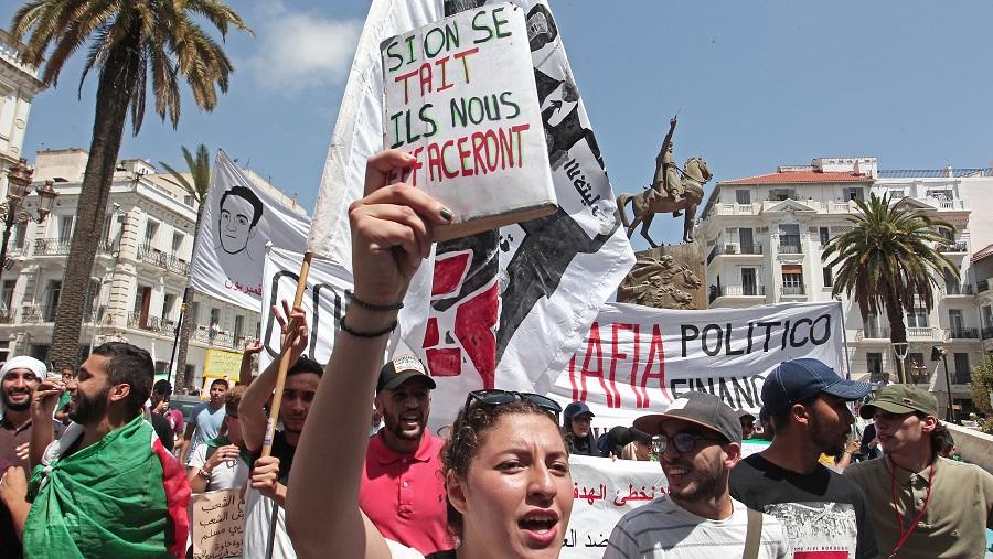 Marche étudiants