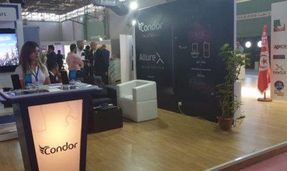 Condor présent à Tunis, au Salon international des TIC dédié à l'Afrique