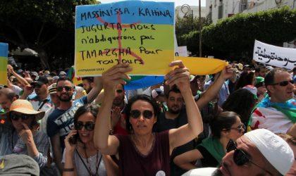 La lecture d'un proche de Boumediene sur l'affaire du drapeau amazigh