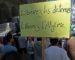 Manifestation nocturne à Oued-Souf