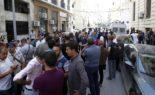 Manifestations devant le tribunal de Sidi M'hamed pour exiger la libération des prisonniers politiques