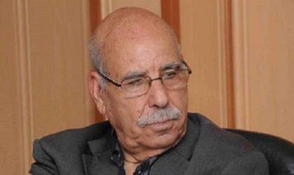 Rassemblement pour exiger la libération de Bouregaâ et des détenus d'opinion