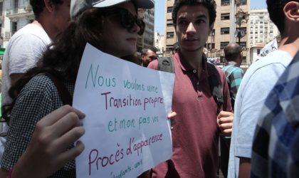 Les enseignants des écoles supérieures appellent à la restitution du pouvoir au peuple»