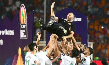 France Football : Belmadi, le «nouveau prophète» et le «plus vénéré» d'Algérie