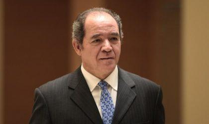 Diplomates affidés du clan Bouteflika : Sabri Boukadoum va faire le ménage