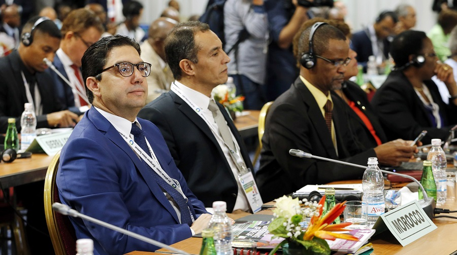 Maroc UA Niamey