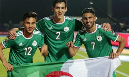 CAN 2019 (Algérie – Nigeria) : les Verts en quête d'une troisième finale