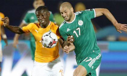 L'Algérie en demi-finales après sa victoire sur la Côte d'Ivoire (tirs au but : 4-3)