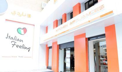 Condor : deux nouveaux showrooms dédiés à l'Italian feeling de Nardi
