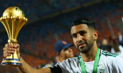 Ryad Mahrez : «Tout le mérite revient à Djamel Belmadi»