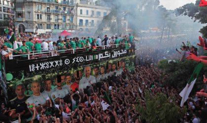L'autre match que les Algériens n'ont encore pas gagné
