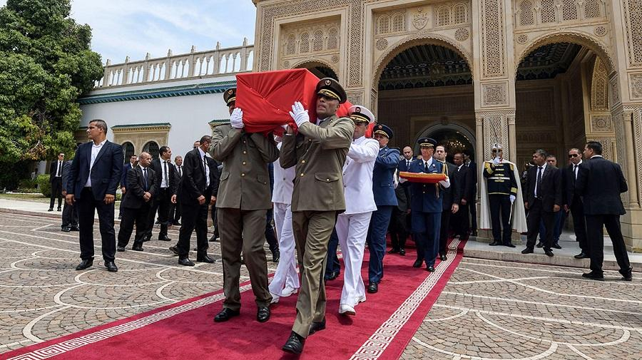 Décès Essebsi