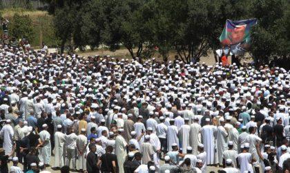 La tombe de Kamel-Eddine Fekhar profanée : sa veuve dépose plainte