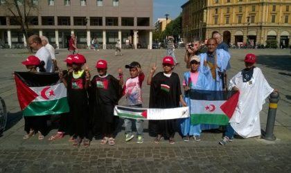 L'Emilie Romagne réaffirme sa ferme volonté de soutenir les réfugiés sahraouis
