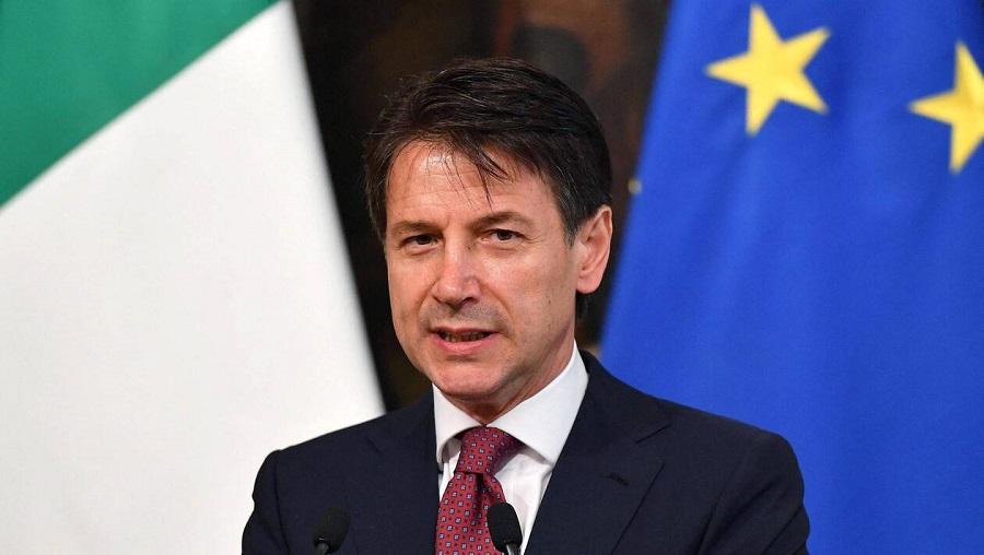 Italie Giuseppe Conte