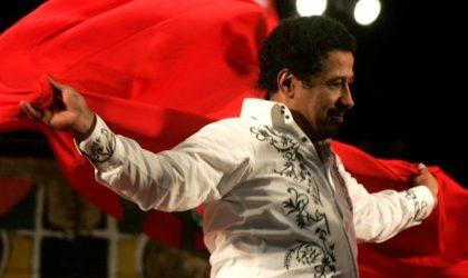 Cheb Khaled snobe les Algériens et chante pour l'équipe nationale du Maroc