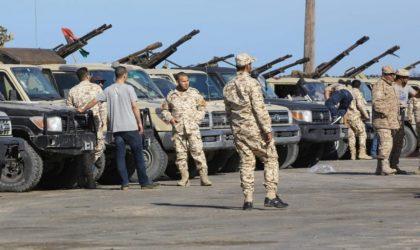 Libye : raid des forces loyales au GNA contre une base des troupes de Haftar
