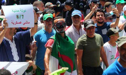 Le peuple algérien transfiguré