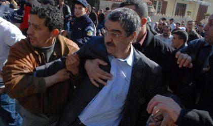 Le coup de gueule de l'ancien président du RCD Saïd Sadi à l'aéroport d'Alger