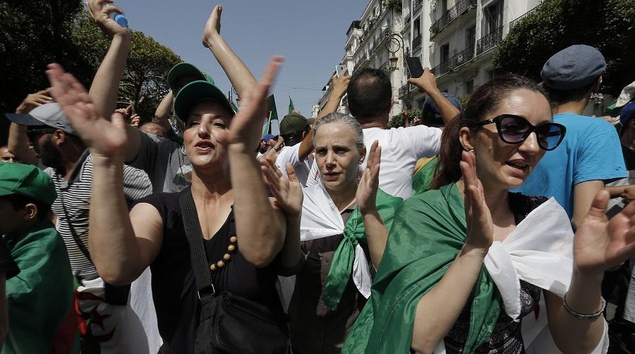Manif Algérie
